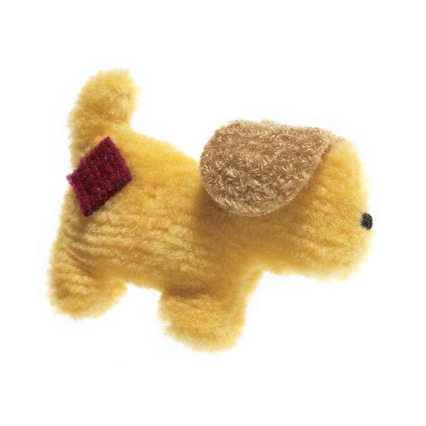 Noise Making Soft Dog Toy