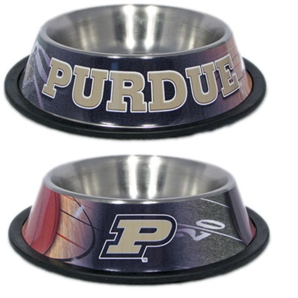 Purdue Boilermakers Dog Bowl