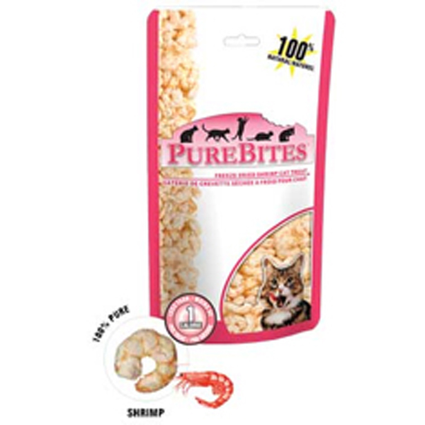 PureBites Cat Treats - Shrimp