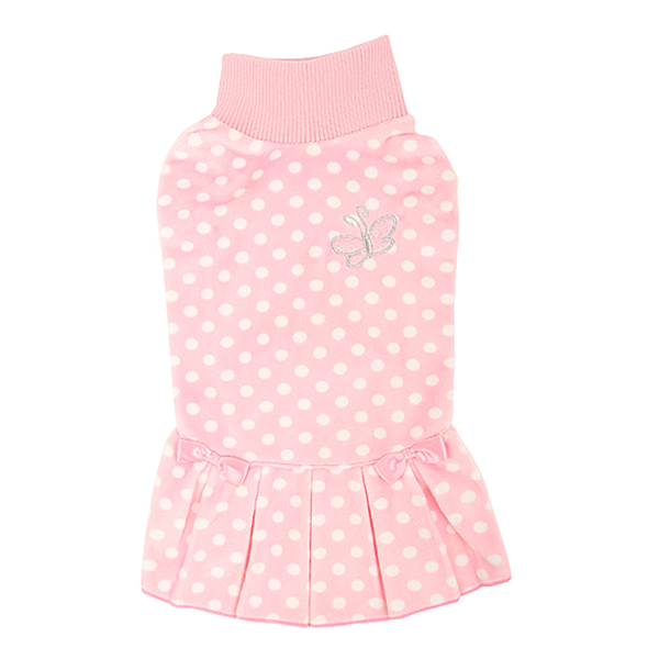 Rachel Cat Dress by Catspia - Pink
