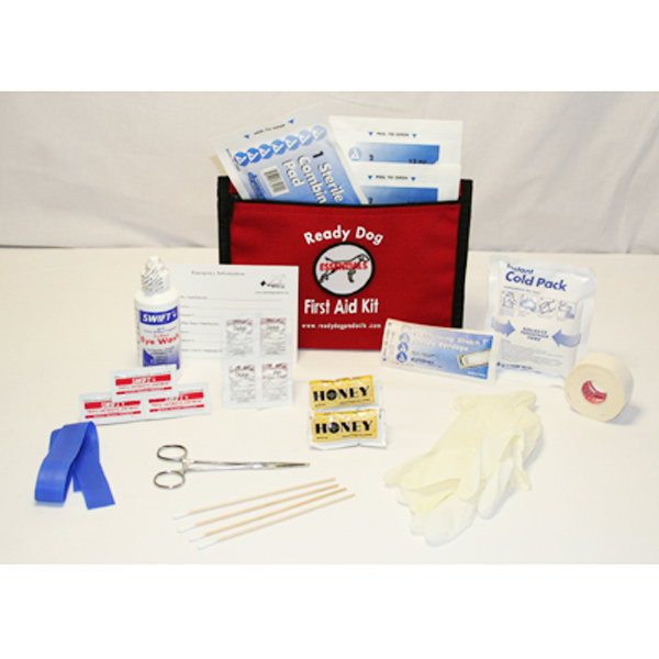 Ready Dog Essentials First Aid Kit