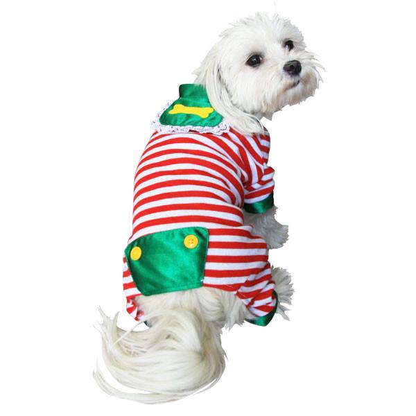 How To Make A Christmas Pajamas For Large Dogs