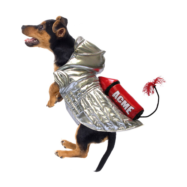 Rocket Space Dog Costume