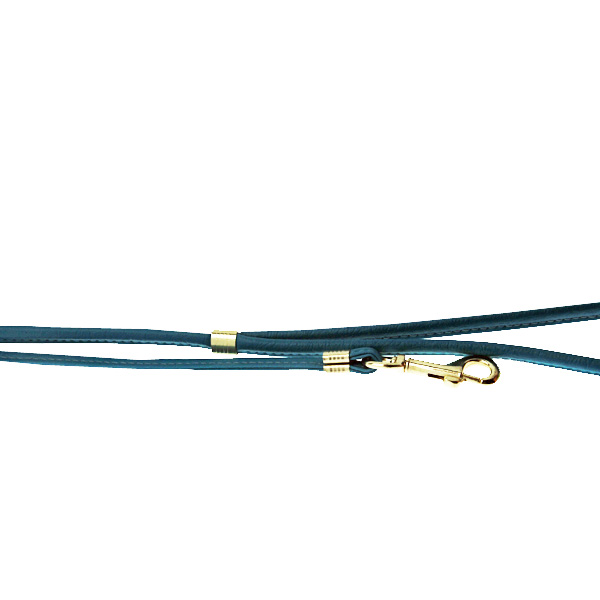 Round Dog Leash - Turquoise
