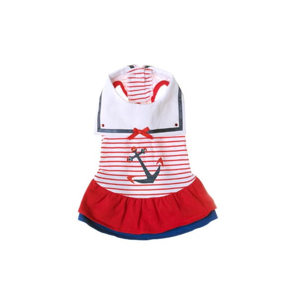 Sailor Dog Day Dress