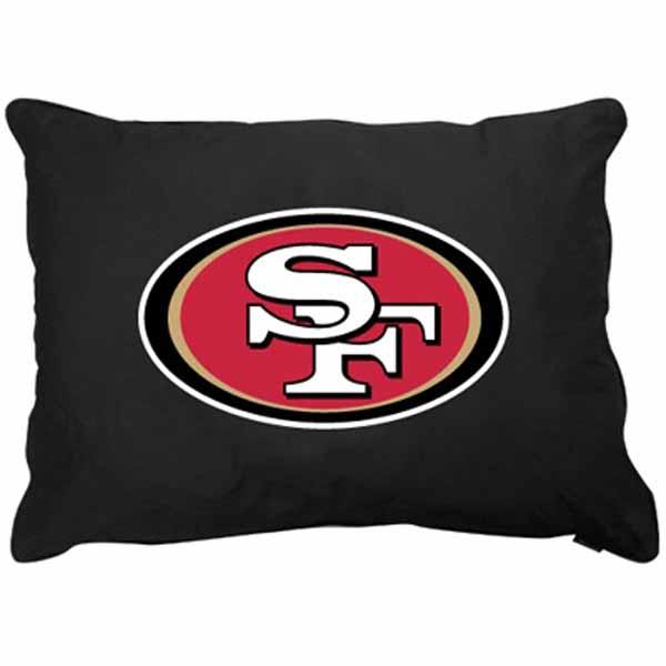 San Francisco 49ers Dog Bed