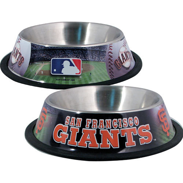 San Francisco Giants Dog Bowl