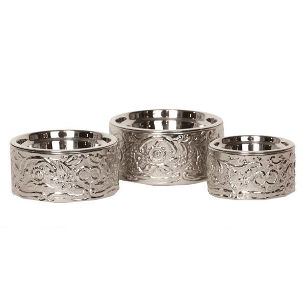 Savannah Dog Bowls