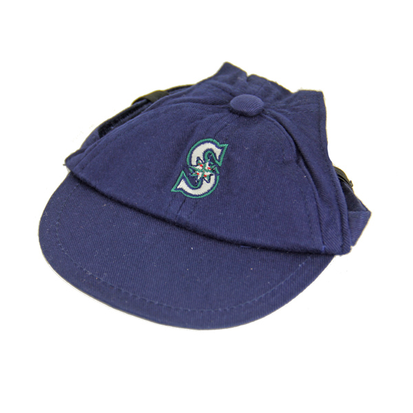 Seattle Mariners Dog Hat