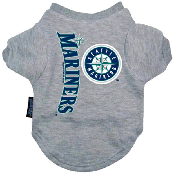 Seattle Mariners Dog T-Shirt