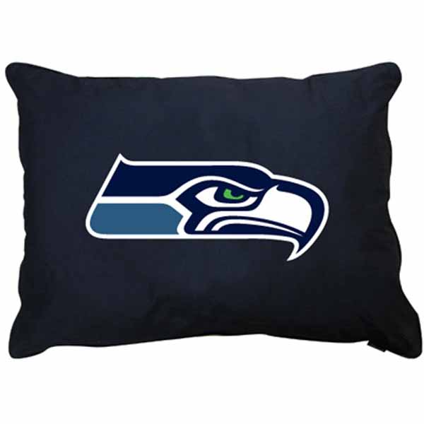 Seattle Seahawks Dog Bed