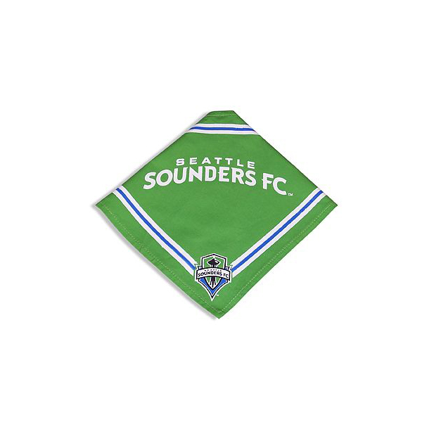 Seattle Sounders Dog Bandana