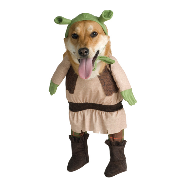 Shrek Dog Halloween Costume