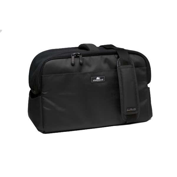 Sleepypod Atom Modern Pet Carrier - Jet Black