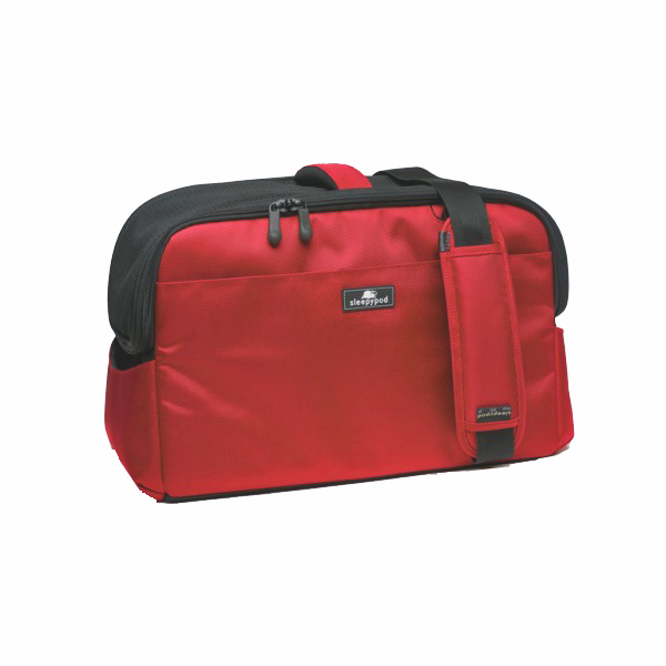 Sleepypod Atom Modern Pet Carrier - Strawberry Red