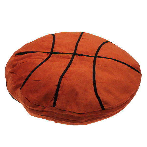 Slumber Pet Superstar Nappers Dog Bed - Basketball