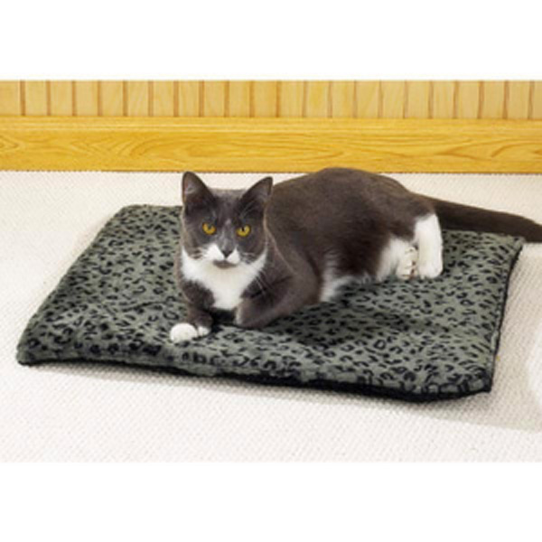 Slumber Pet Thermal Cat Mat Cat Bed - Gray