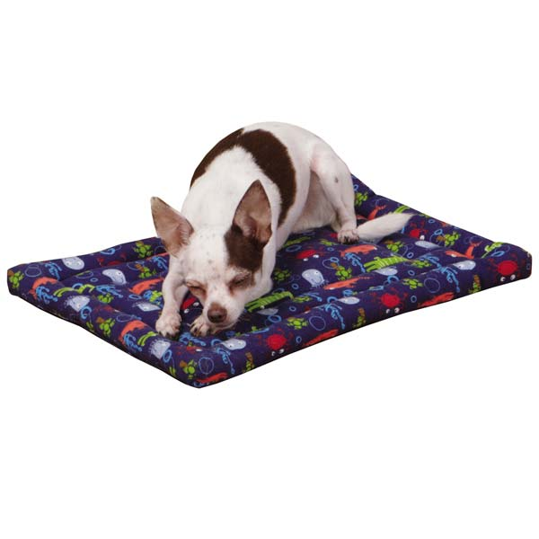 Slumber Pet Under the Sea Canvas Dog Mat
