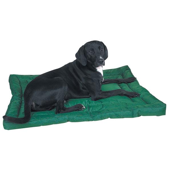Slumber Pet Water-Resistant Dog Bed - Green