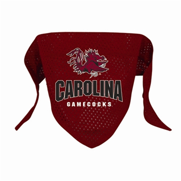 South Carolina Gamecocks Mesh Dog Bandana