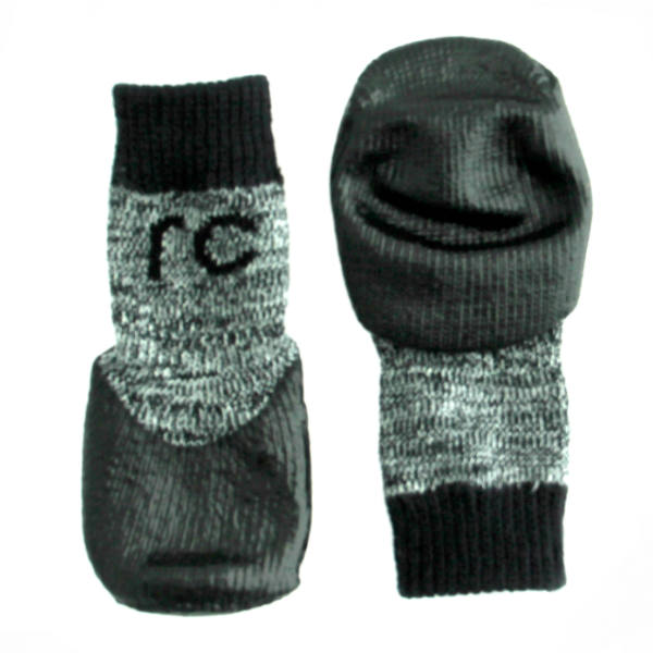 Sport PAWks Dog Socks - Charcoal Heather