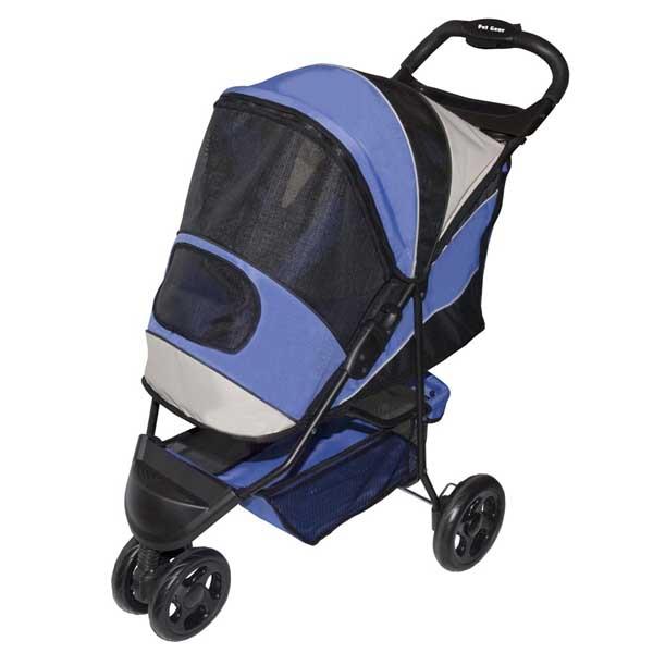 Sportster Pet Stroller - Lilac