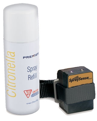 SpraySense Anti-Bark Collar Refill - Citronella