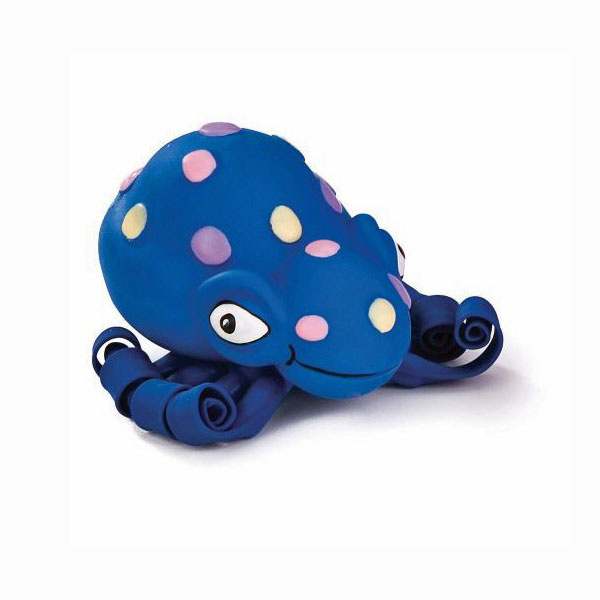 Squeeze Meeze Octopus Dog Toy