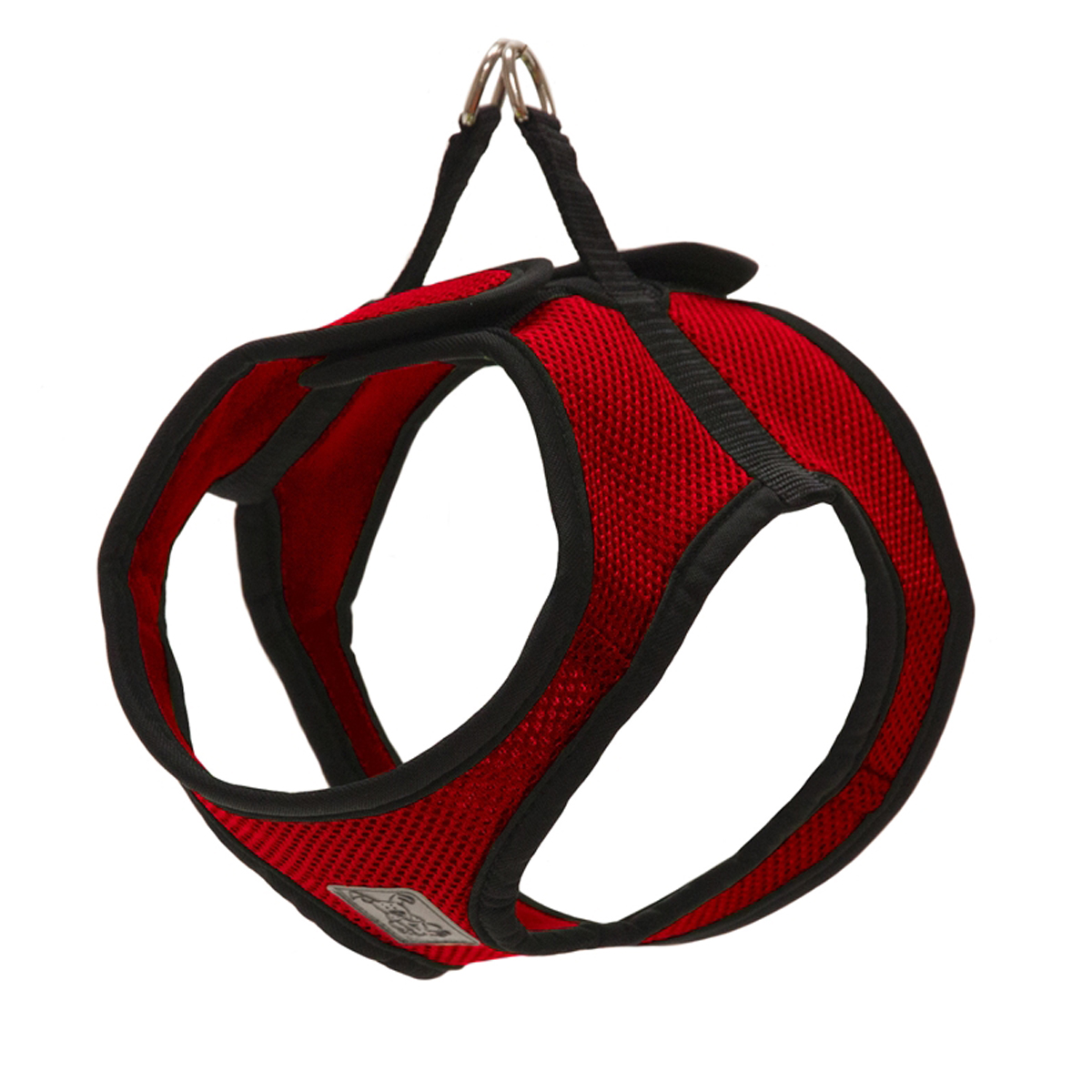 how to make a step in dog harness