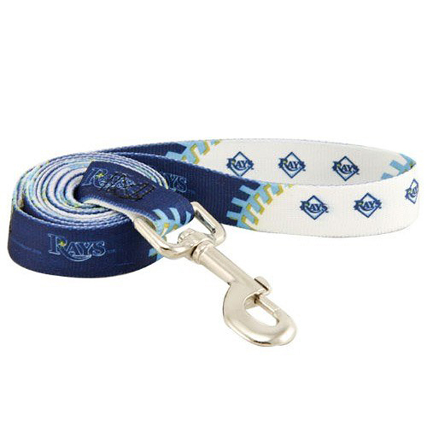 Tampa Bay Rays Baseball Printed Dog Leash