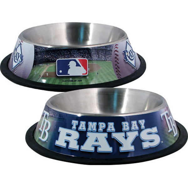Tampa Bay Rays Dog Bowl