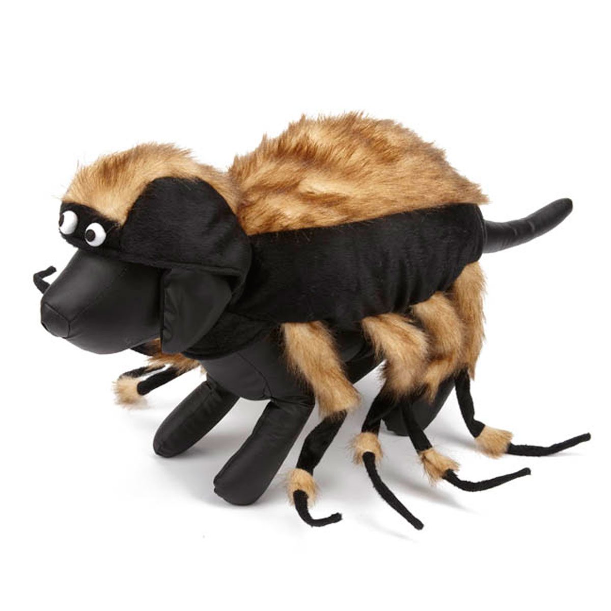 halloween costume for dog and baby