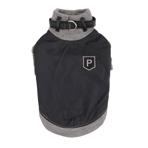 Tender Dog Sweater by Puppia - Black