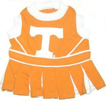 Tennessee Vols Cheerleader Dog Dress