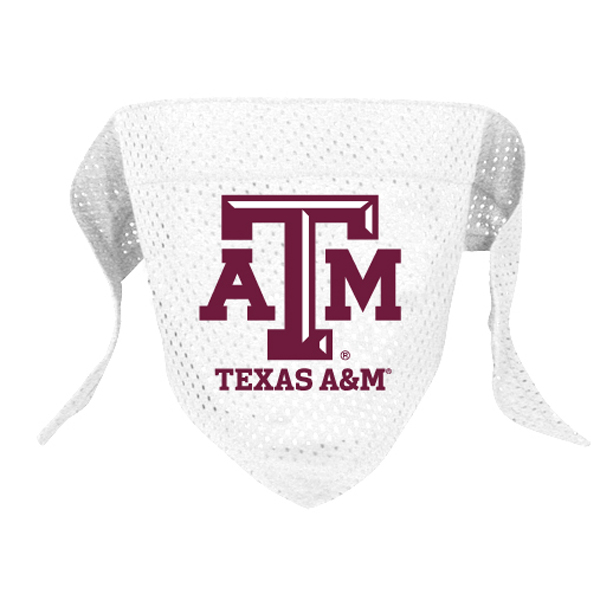 Texas A&M Mesh Dog Bandana