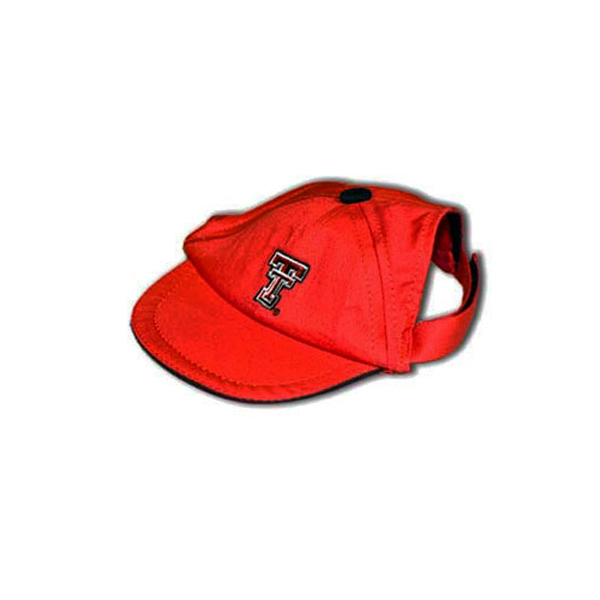 Texas Tech Dog Hat