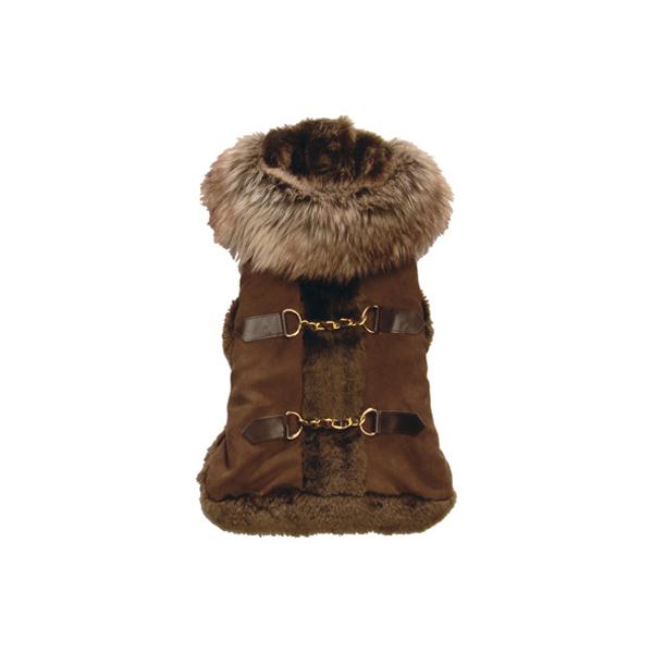 The Aspen Coat by NY Dog - Brown