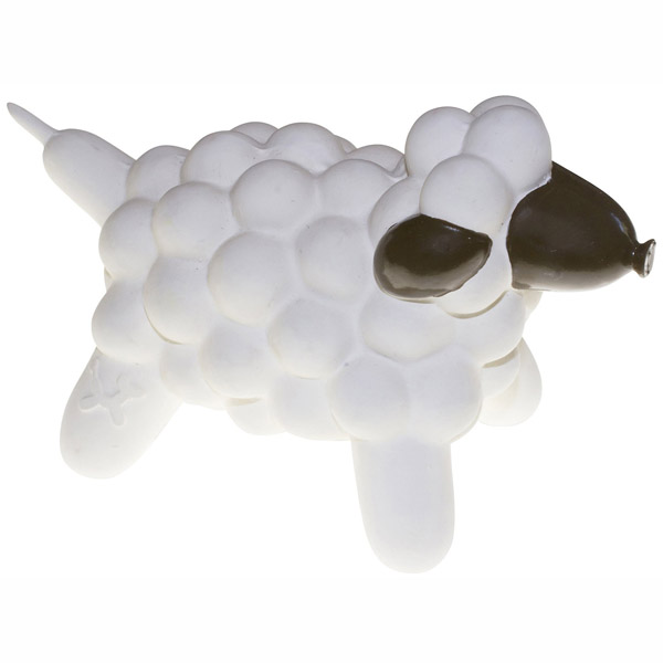 The Charming Balloon Collection Dog Toy - Shelly the Sheep