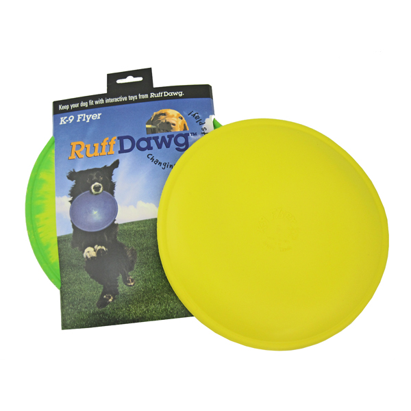 The K9 Flyer Big Dog Toy by Ruff Dawg