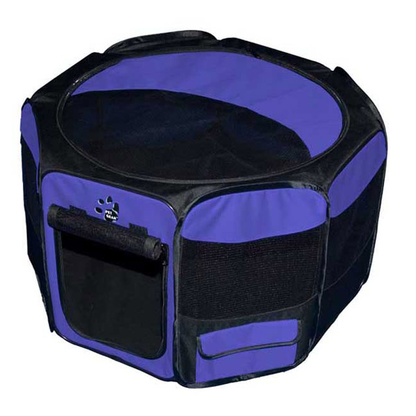 Travel Lite Soft-Sided Pet Pen - Lavender