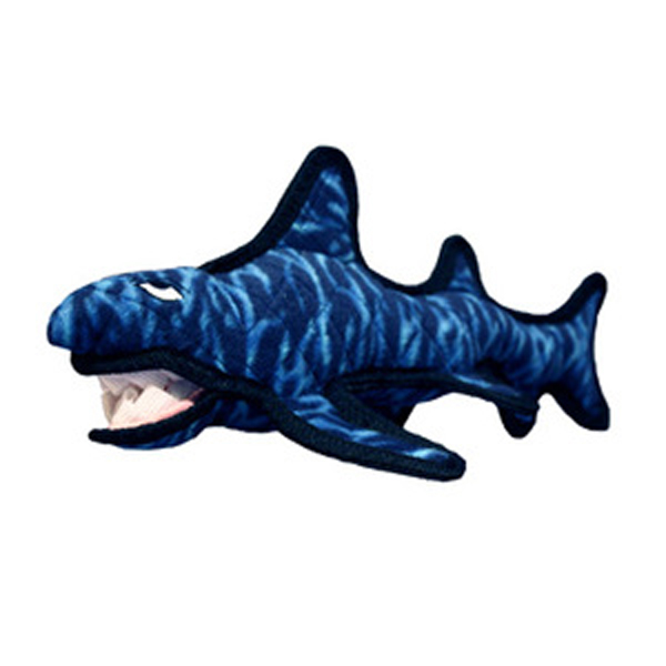 Tuffy Shack the Shark Dog Toy