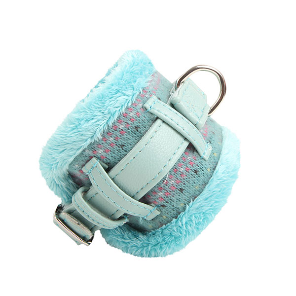 Twilight Neckguard Dog Collar by Pinkaholic - Aqua