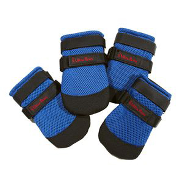 Ultra Paws Cool Dog Boots - Blue