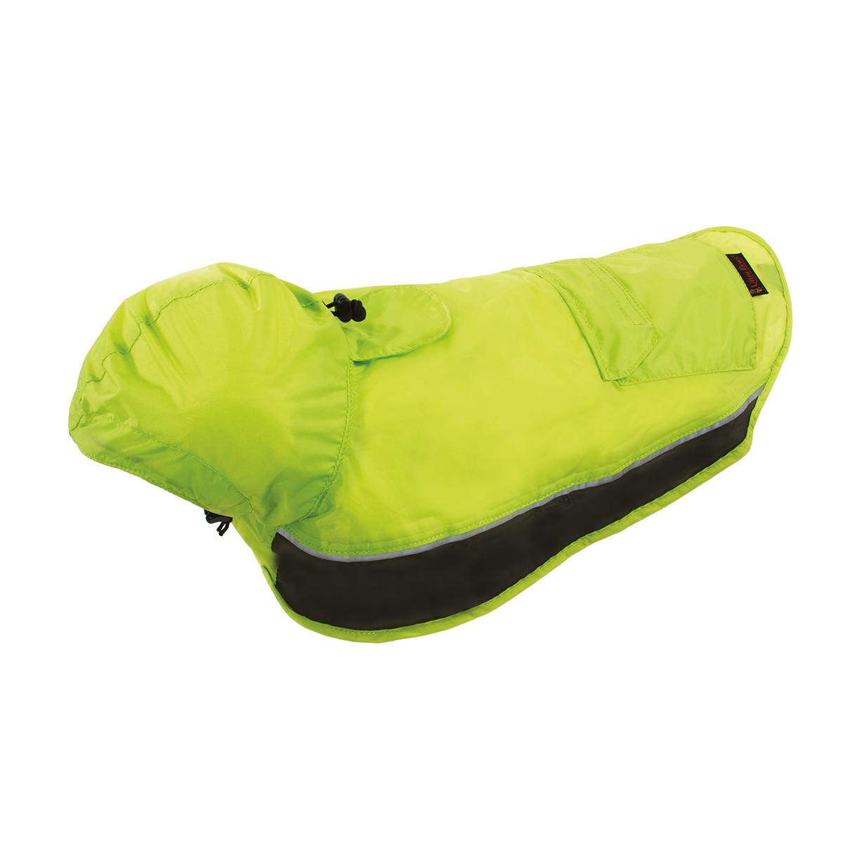 Ultra Paws Pooch Pocket Dog Raincoat Baxterboo