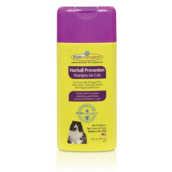 Ultra Premium Hairball Prevention Cat Shampoo