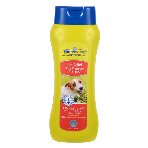 Best Dog Shampoo For Itching Allergies