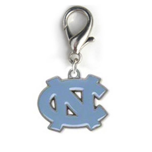 University of North Carolina Dog Collar Charm