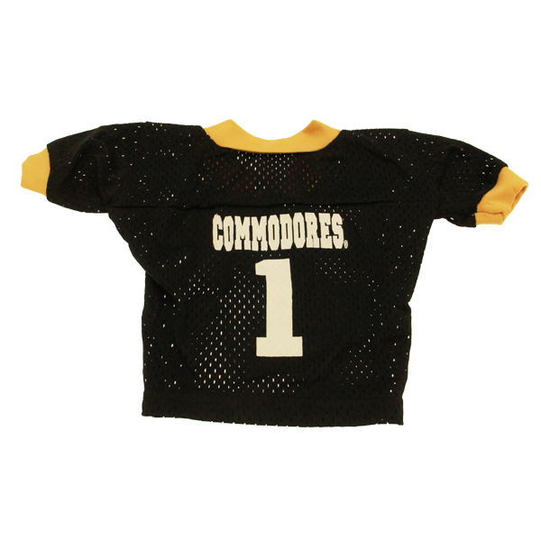 Vanderbilt Commodores Dog Jersey