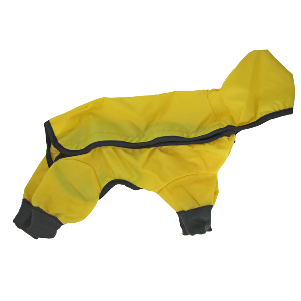 Water Resistant Rain/Mud Suit - Yellow