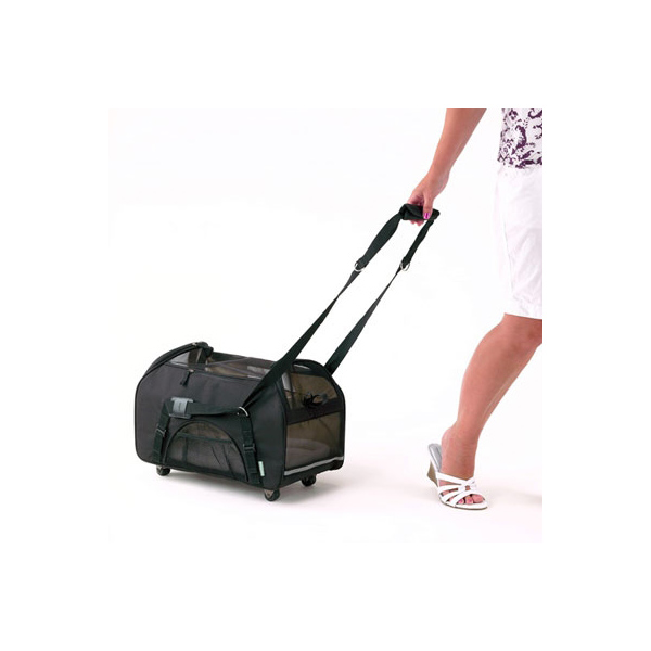 Wheeled Comfort Pet Carrier